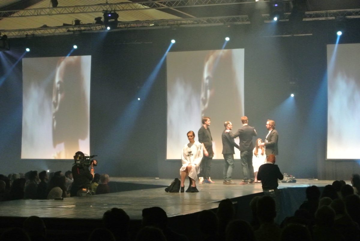 THE HAIR PROJECT professioneel kappersevent